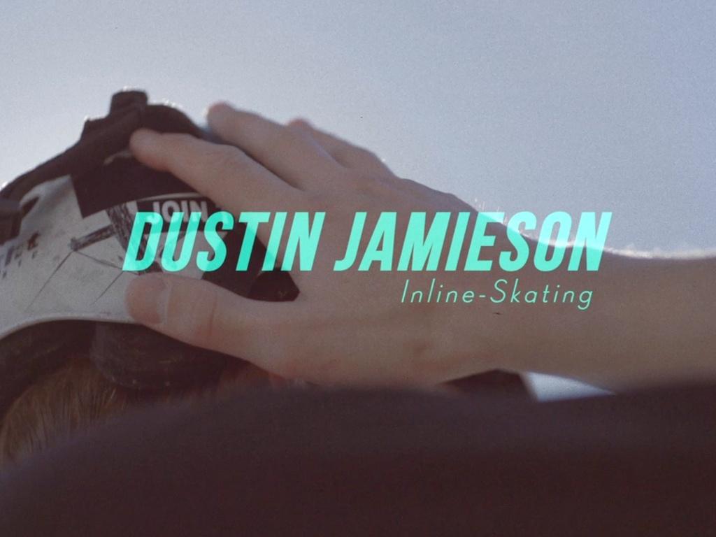 Dustin Jamieson - Inline Skating - Wizard Frame