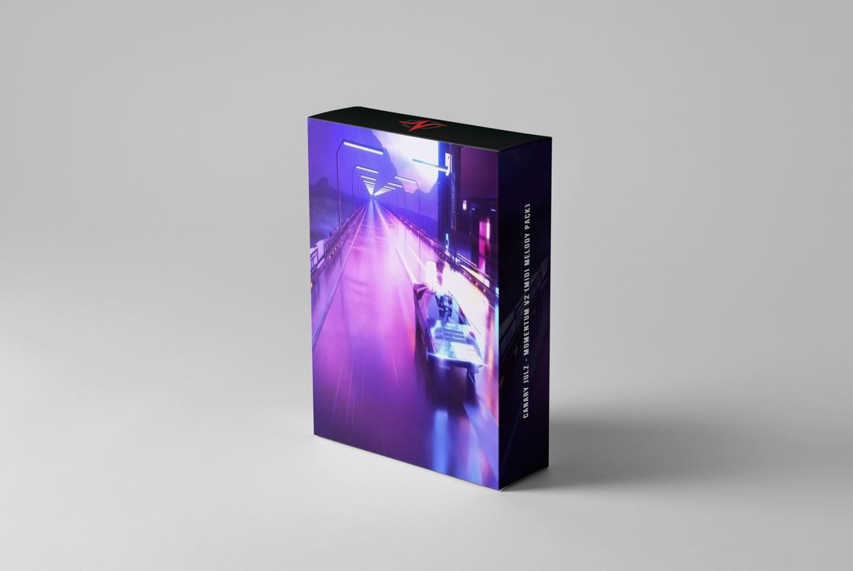 Momentum V2 (MIDI Melody Pack)