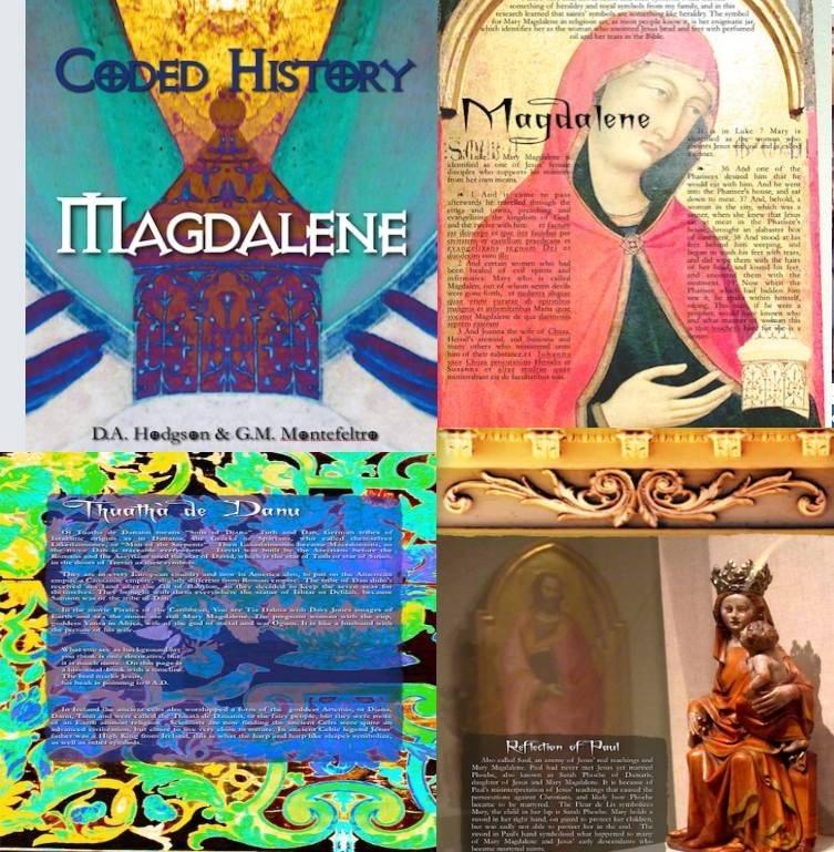 Magdalene, San Francisco Evidence