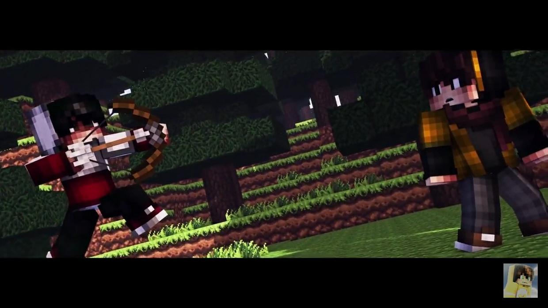 HD Minecraft INTRO ANIMATION ( 2 / 3 )