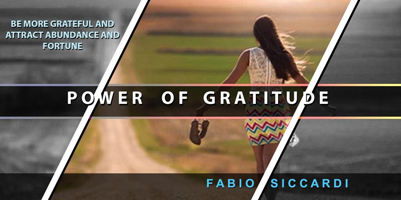 POWER OF GRATITUDE! Deep Gratitude Subliminal (With Ultrasonic)