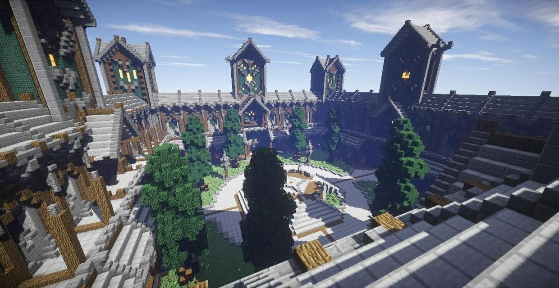 4 Portal Medieval Hub
