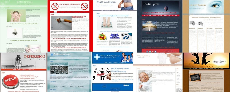 Wordpress Websites for Hypnotherapists