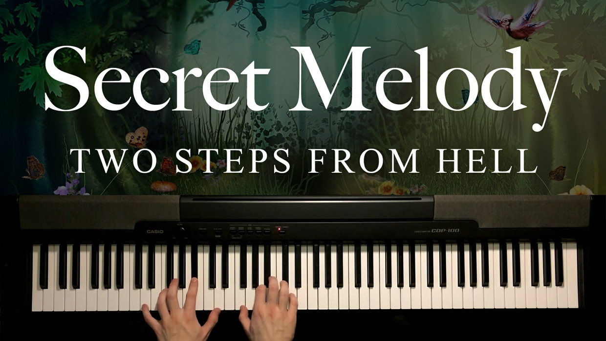Secret Melody Piano Sheet Music (Two Steps From Hell)