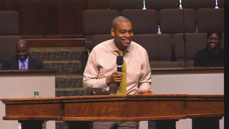 "Rev. Lawrence Warfield 12-17-17pm "" Tis The Season "" MP3"