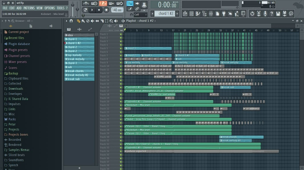 Oshi Style Project 6 (+FLP) + Oshi Pack / Samples & Presets