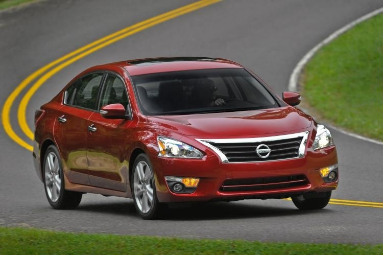 2014 Nissan Altima, OEM Service and Repair Manual.