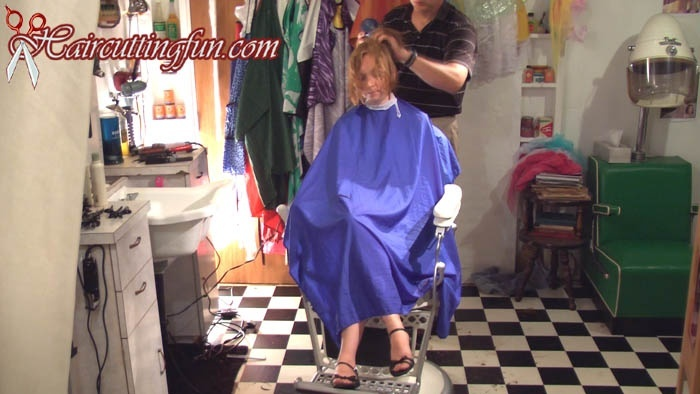 Kelly's Bob Haircut - VOD Digital Video on Demand