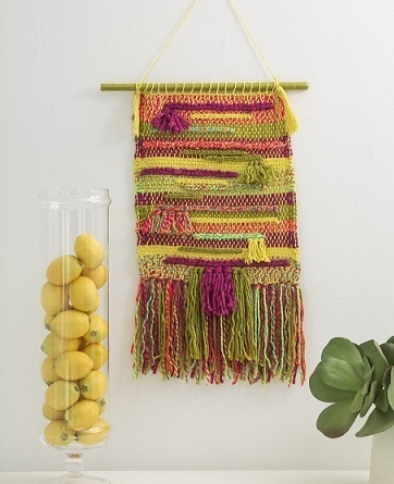 Marengo Loom Hanging