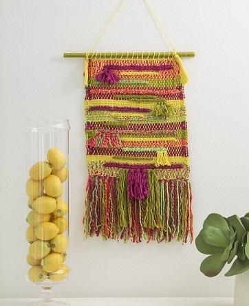 Marengo Loom Hanging
