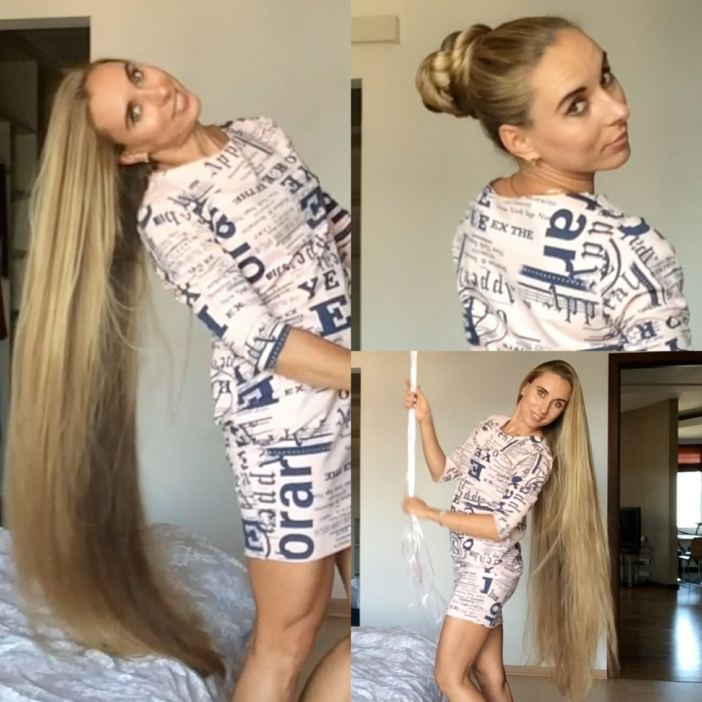 VIDEO - Perfect blondie 2