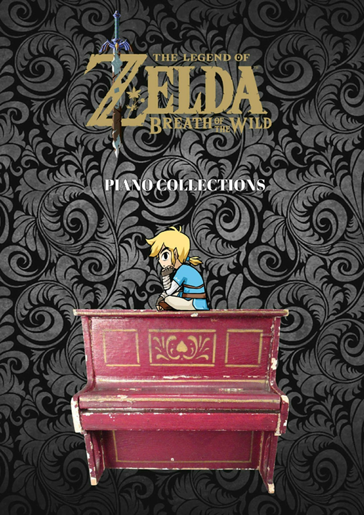 Zelda Breath of the Wild - Piano Collections