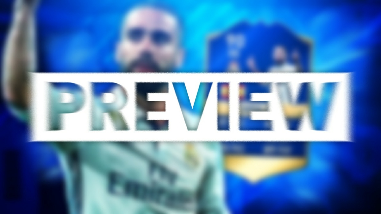 FIFA 17 MC TOTS CARVAJAL THUMBNAIL TEMPLATE