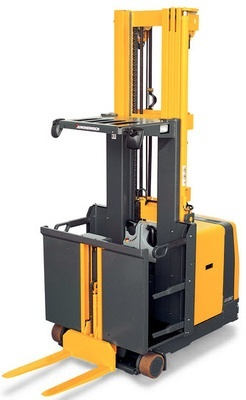 Jungheinrich Order Picker EKS 308, EKS 312 (from 03.2009) Workshop Service Manual