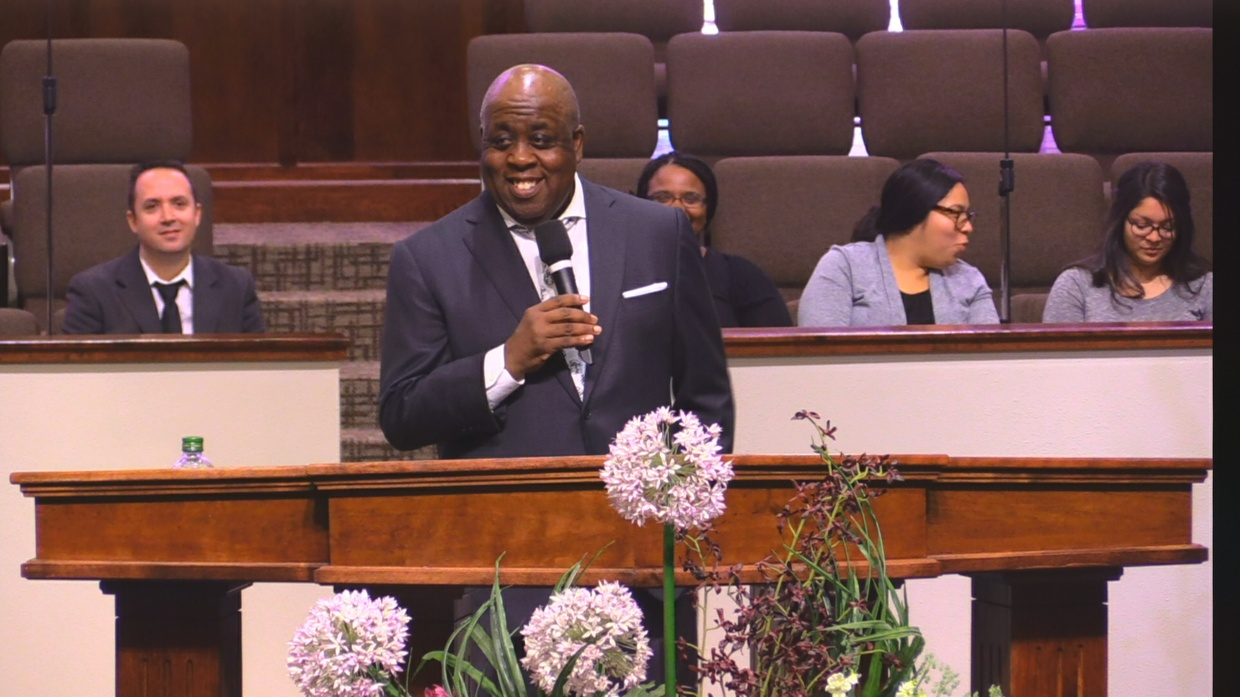 """Pastor Sam Emory 08-27-17am """" A Matter of the Heart """" MP3"""