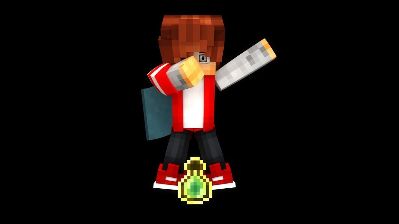 Pack de 10 Renders de Minecraft!