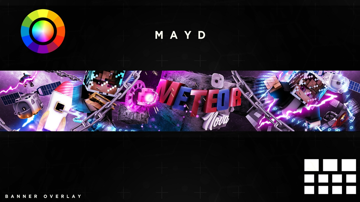 BANNER AND PROFILE PICTURE BY MAYD (OPEN)