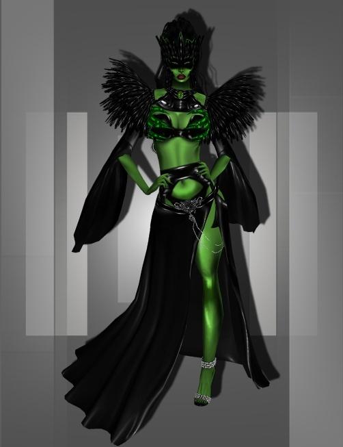 Zompie Queen
