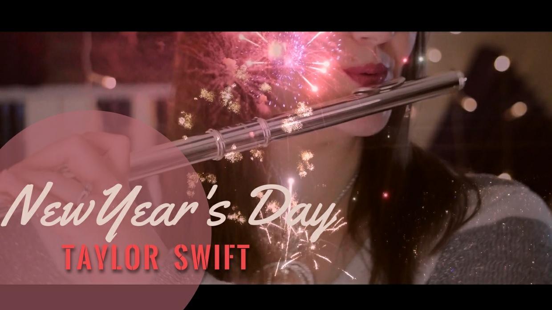 Taylor Swift Reputation - New Year's Day Karaoke Backing Track