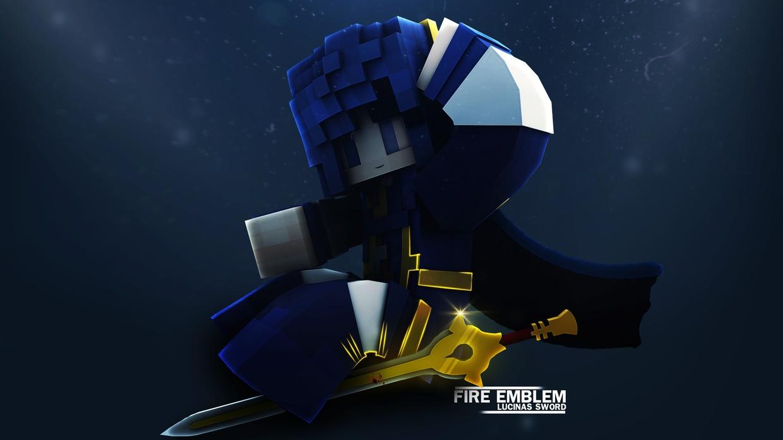 Lucinas Sword Model [Fire Emblem]