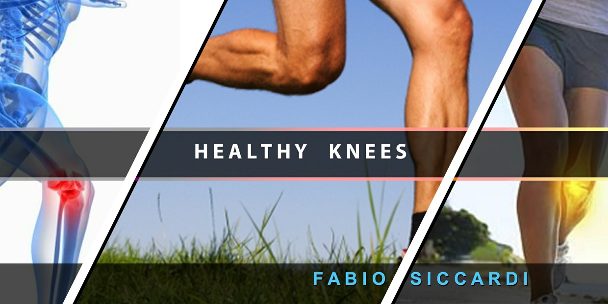 ★HEALTHY KNEES★ Improve the health of your Knees (With Ultrasonic Option)