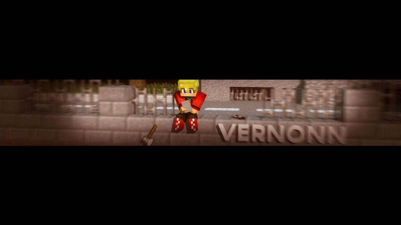 Minecraft 3D Banner