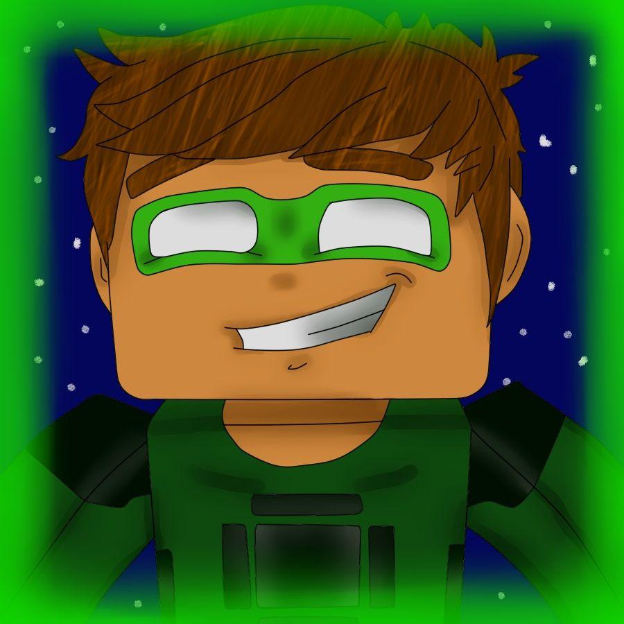 Minecraft Avatar Cartoon