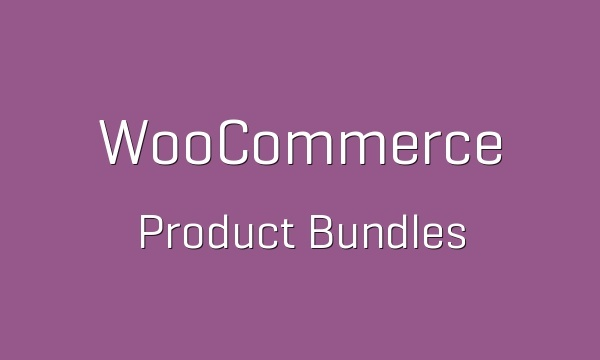 WooCommerce Product Bundles 5.7.0 Extension