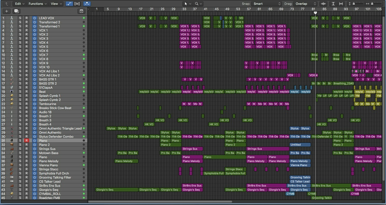 Breathing - Logic Pro Project Download LPP (Jon Brooks Composer)