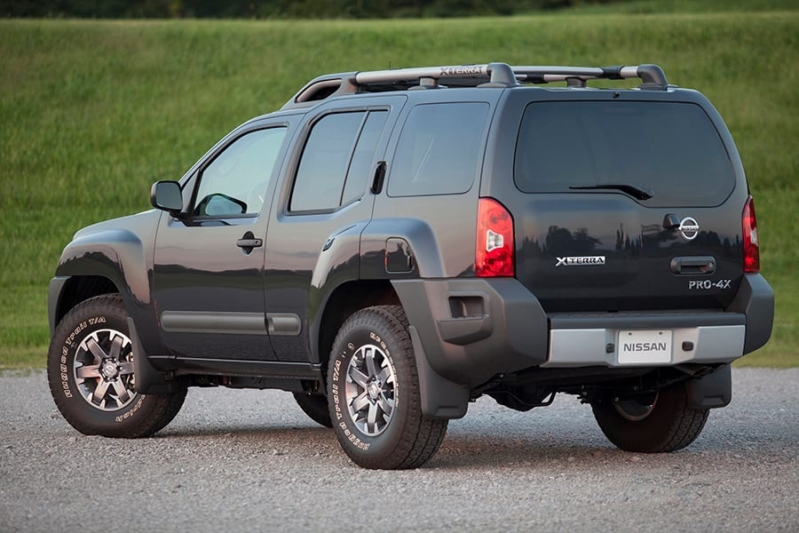 2015 Nissan X-Terra-N50 Series, OEM Service and Repair Manual (PDF)