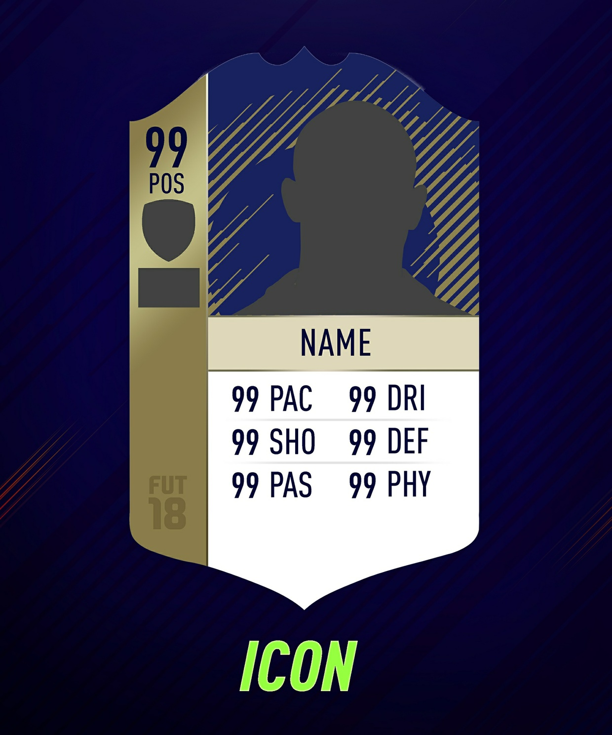 FIFA 18 OFFICIAL CARDS REMAKE