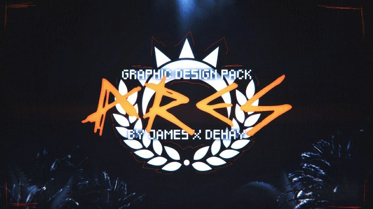 Ares - By James and Dehay (Graphics Pack)