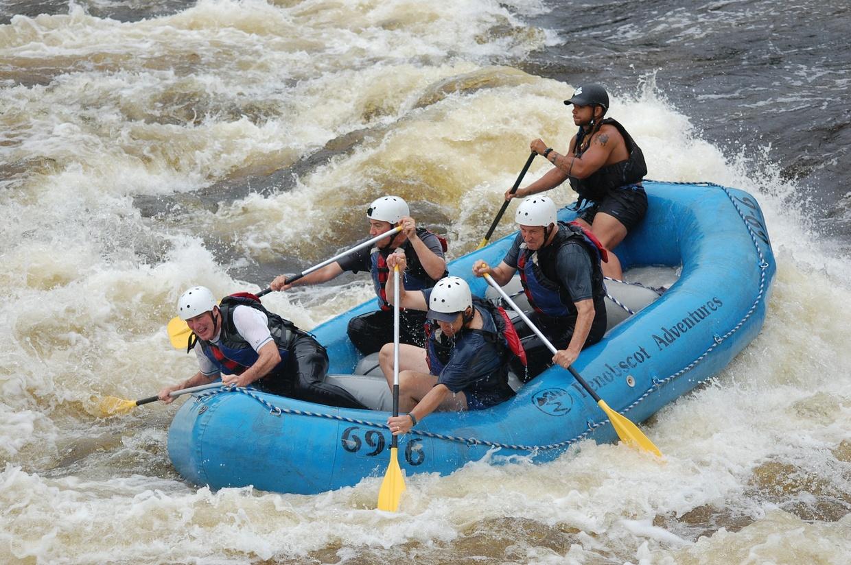 Penobscot Rafting 06/22/2017