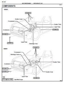 2000 Lexus GS300 GS400 Service Repair Manual