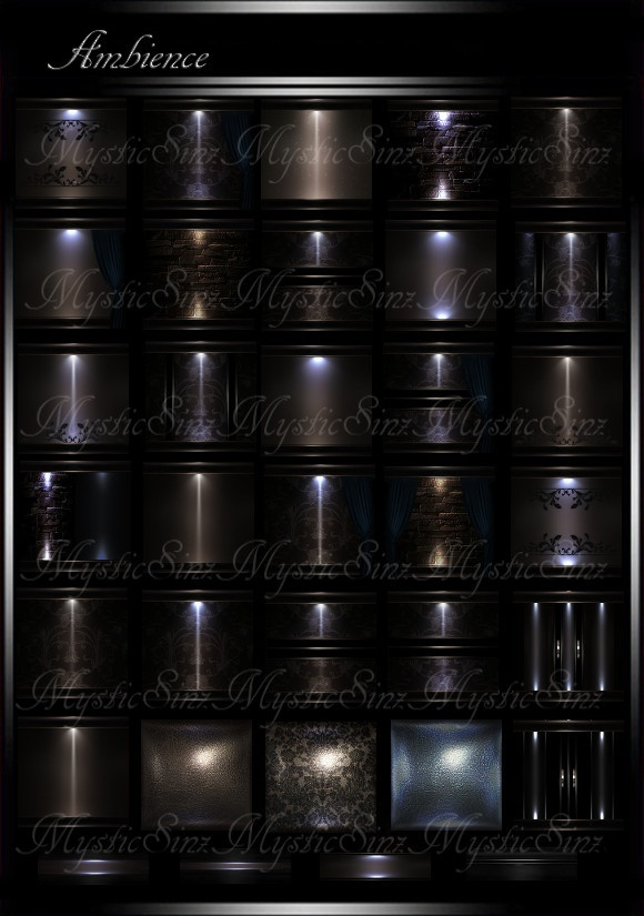 IMVU Ambience Room Collection