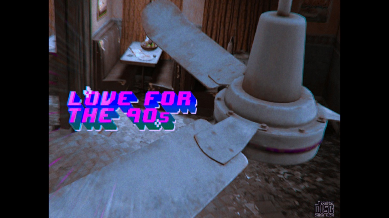 """""""Love For The 90s"""" Project file (Clips and Overlays Included)"""