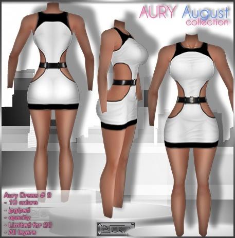 2014 Aury Dress # 3