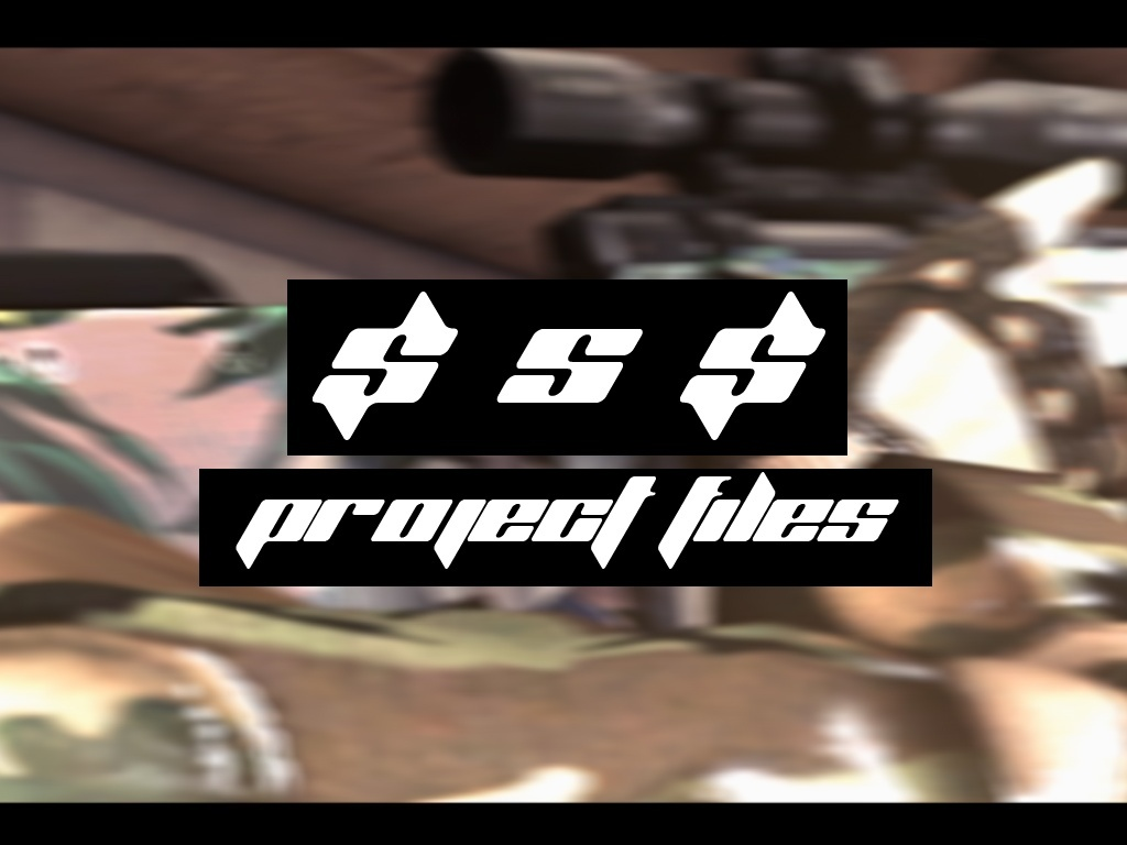 $ S $ Project Files
