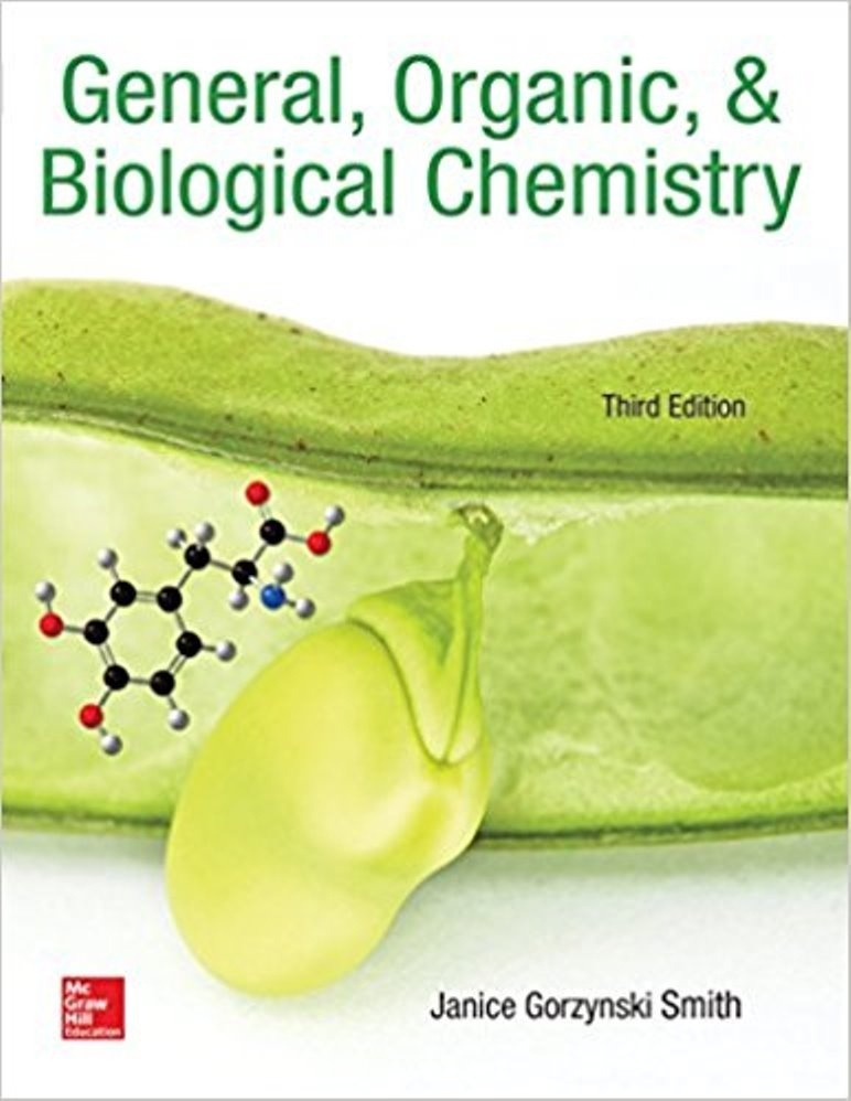 General, Organic, & Biological Chemistry 3rd Edition ( PDF , Instant download )