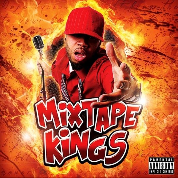 Mixtape Kings Photoshop Template