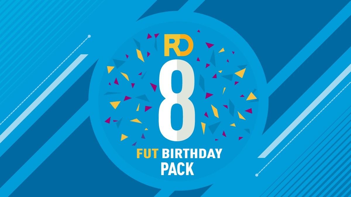 FIFA 17 FUT BIRTHDAY PACK!