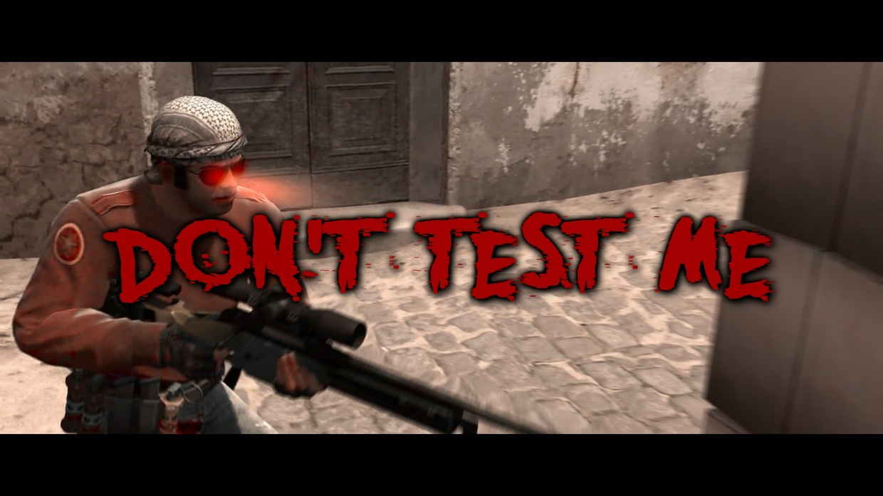 DON'T TEST ME [PROJECT FILE] [SONY VEGAS]