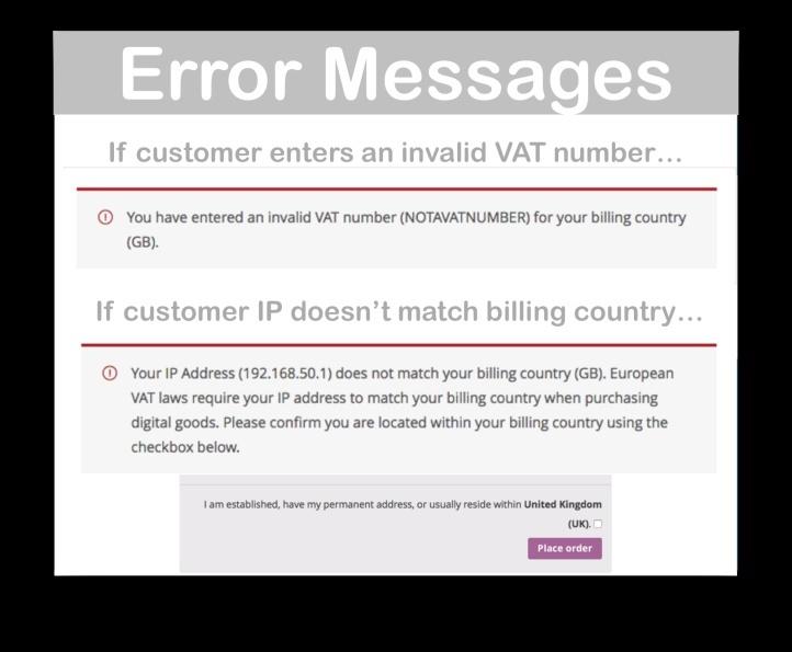 WooCommerce EU VAT Number 2.3.4 Extension