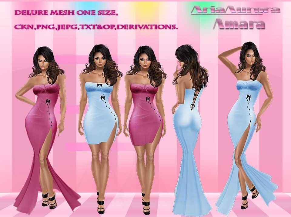 Amara Dresses ,No Resell!!