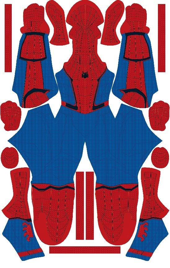 (FREE) Spider-Man Homecoming pattern