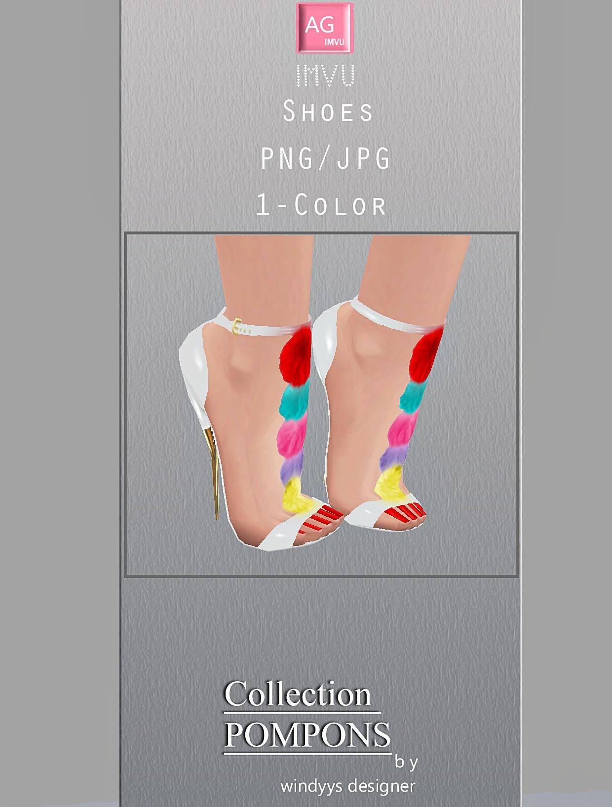 ❀ Shoes*ᵂʰᶤᵗᵉ ❀-136