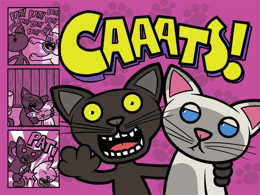 CAAATS! #1 PDF File