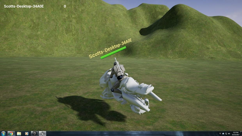 UE4 Jetpack Anim Set Ultimate