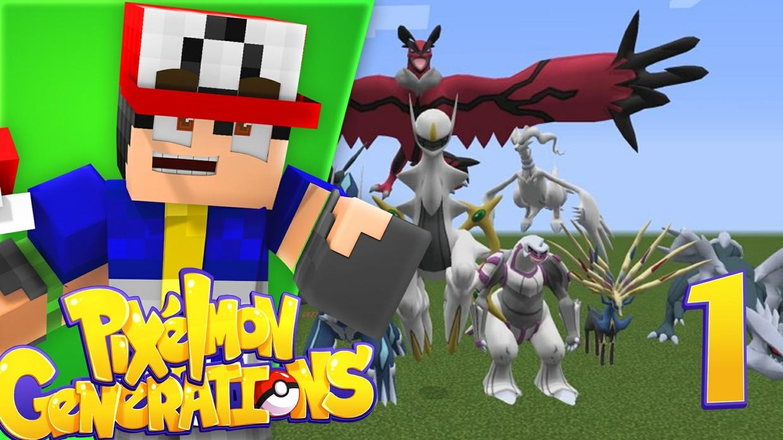 Custom Minecraft Advanced 3d Thumbnail