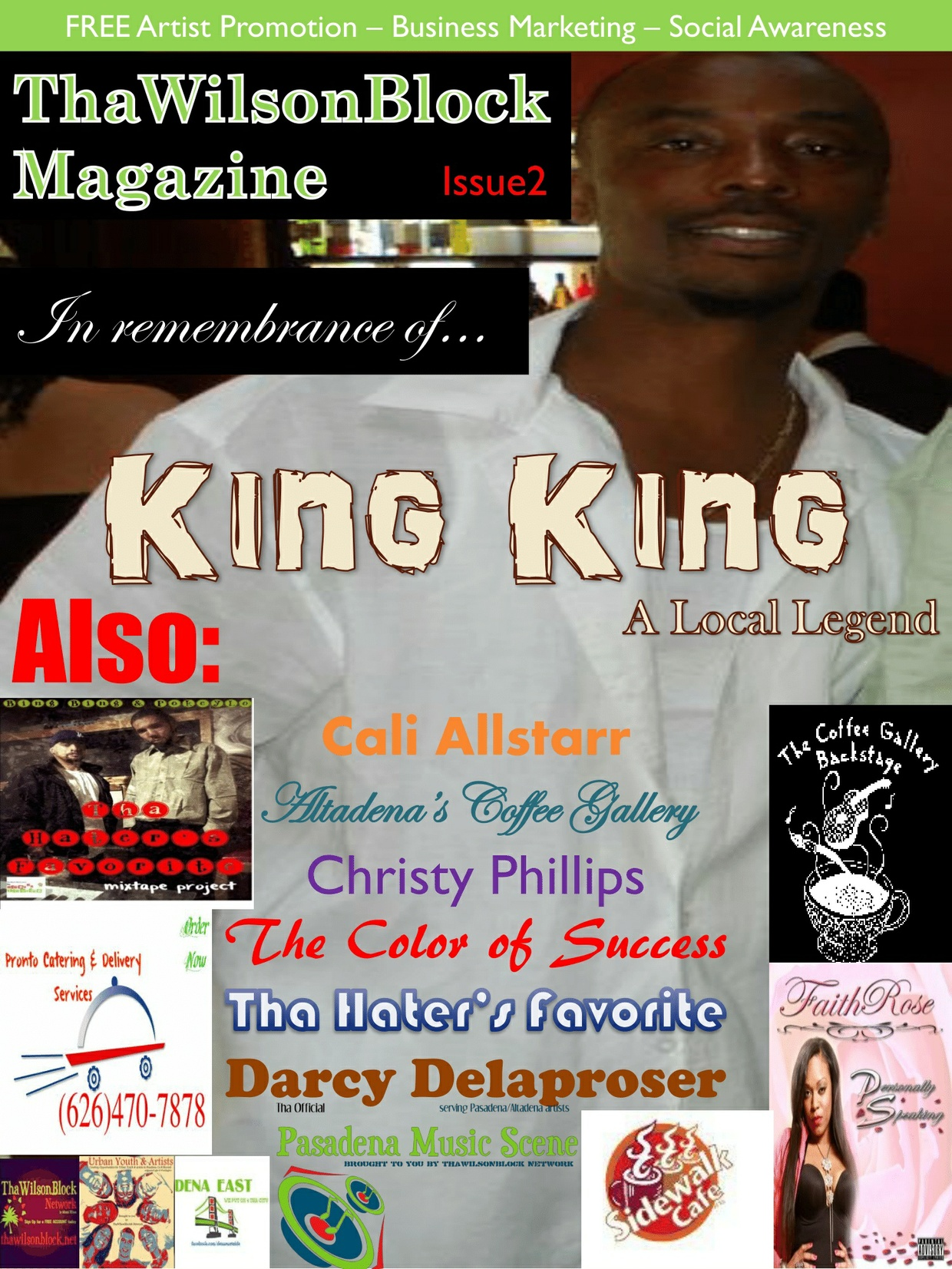 ThaWilsonBlock Magazine Issue2